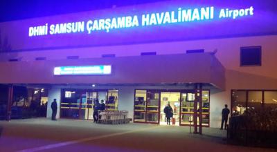 Çarşamba Havalimanı'nın Bakım Nedeniyle 3 Ay Kapatılacak Olması Turizmcileri Endişelendirdi