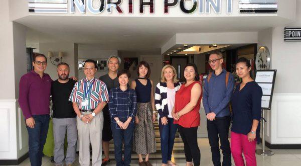 Singapurlu acenteler, Samsun Rize Amasya Giresun'da