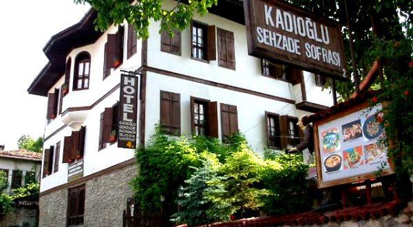 Kadıoğlu Şehzade Konakları