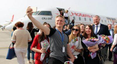 Samsun Krasnodar Seferleri Başladı