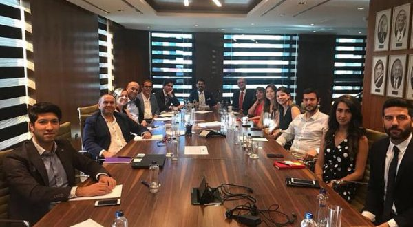 KATİD Başkanı Murat Toktaş'a TÜSİAD'dan önemli görev