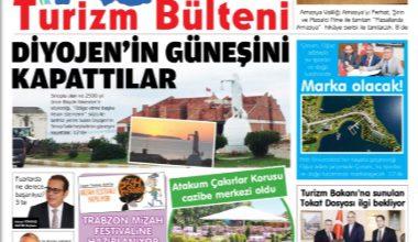 Karadeniz Turizm Bülteni 4 Sayısı çıktı