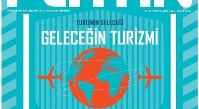 Ekonomi dergisi PLATİN bu sayısında KATİD'DEN Bahsetti