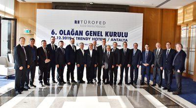 KATİD Başkanı Murat Toktaş TÜROFED'E seçildi